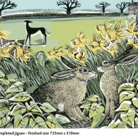 Angela Harding: Look Out!  1000 piece Jigsaw Puzzle thumbnail