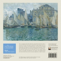 National Gallery: Monet The Museum at Le Havre  1000 Piece Jigsaw Puzzle thumbnail
