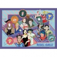 Rebel Girls 100 piece Jigsaw Puzzle thumbnail