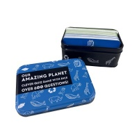 Quiz in a Tin - Our Amazing Planet thumbnail